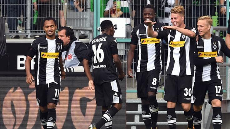 Heimspiel Borussia Mönchengladbach: Die aktuellen Spielergebnisse der 1. Fußball-Bundesliga bei news.de. (Foto)
