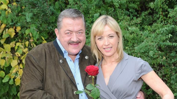 Joseph Hannesschläger mit neuer Kollegin Katharina Abt. (Foto)