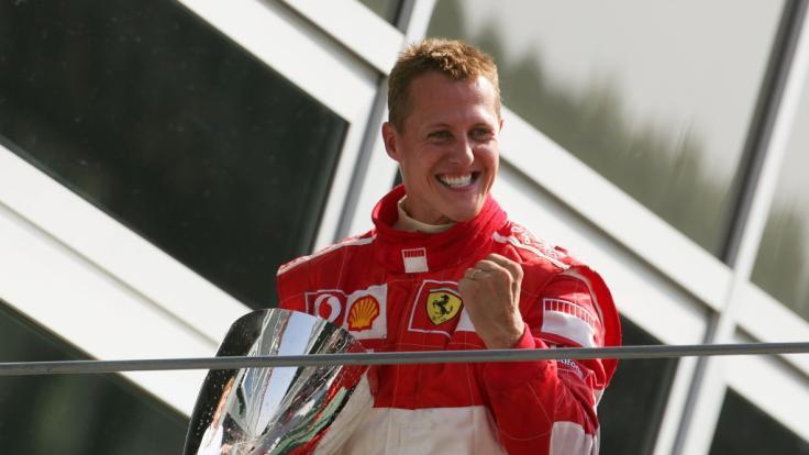 Zu Michael Schumachers 50. Geburtstag wird es eine neue Schumi-App geben.