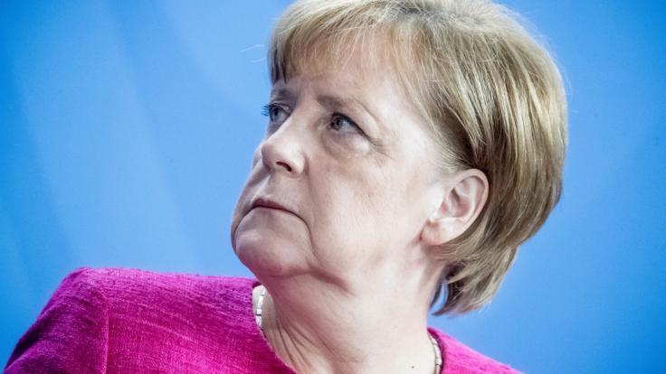 Angela Merkel setzt im Asylstreit auf eine europäische Lösung.