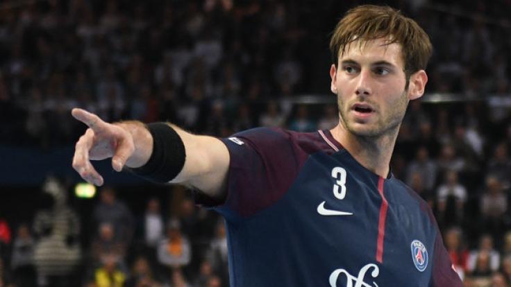 Auch der Kapitän der deutschen Handballer, Uwe Gensheimer, kann sich seines Platzes im EM-Kader nicht sicher sein.