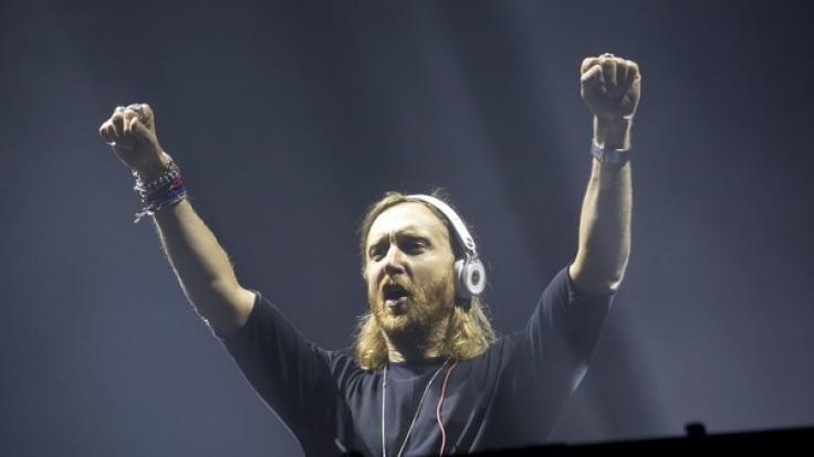 David Guetta kommt 2018 für vier Konzerte nach Deutschland.