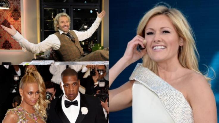 Thomas Gottschalk, Helene Fischer und Jay-Z sorgten in dieser Woche für Skandale. (Foto)