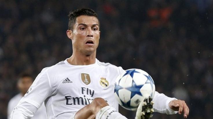 Cristiano Ronaldo gibt in seiner Dokumentation