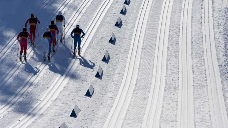Nordische Kombination: Weltcup bei Eurosport 1 (Foto)
