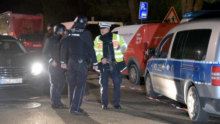Schüsse hallen durch ein Hochhaus in Heidelberg. (Foto)
