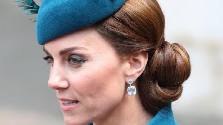 Was wohl Herzogin Kate über all die fiesen Gerüchte denkt?