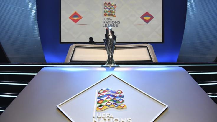 Wer schnappt sich am Ende den Pokal in der neuen Nations League? Alle Ergebnisse hier!