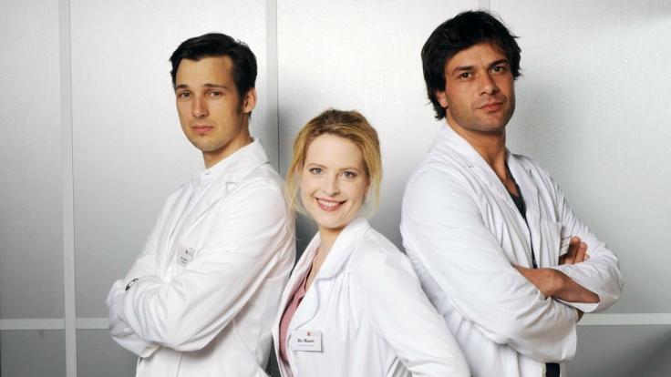Doctor's Diary - Männer sind die beste Medizin bei RTL (Foto)