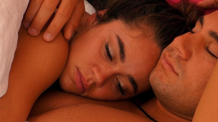 Melissa kuschelte zuletzt mit Danilo bei