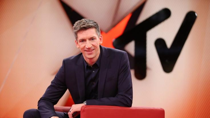 """""""stern TV""""-Moderator Steffen Hallaschka begrüßt diese Woche Dschungelkönig Marc Terenzi im Studio. (Foto)"""