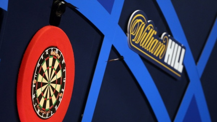 Das Finale der PDC Darts WM wird am 1. Januar 2018 ausgetragen.