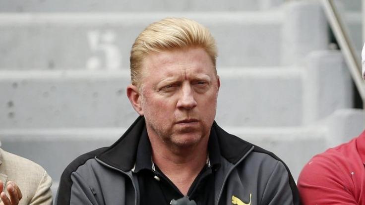 Boris Becker ist seinen Trainer-Job los.