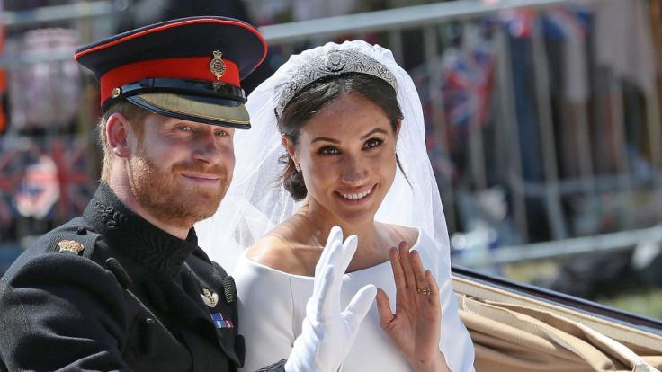 Nach ihrer Hochzeit wurde Meghan zur Herzogin, doch diesen Titel kann sie nicht einfach weitergeben. (Foto)