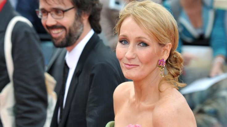J. K. Rowling riet einem Twitter-Troll zur Penisverlängerung. (Foto)