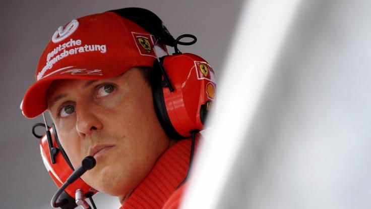 Der GP von Italien in Monza hatte für Michael Schumacher eine ganz besondere Bedeutung.