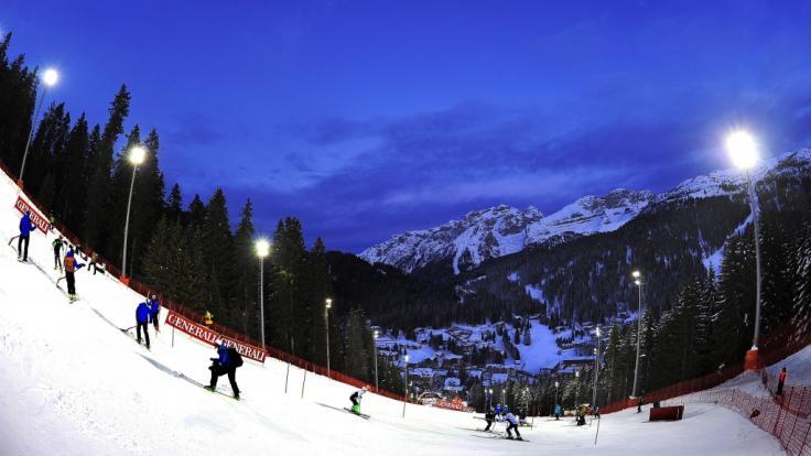 Im Ski-alpin-Weltcup 2019/20 der Herren steht am 08.01.2020 der Slalom in Madonna di Campiglio in Italien auf dem Programm. (Foto)
