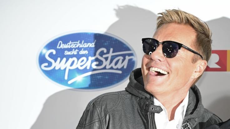 Dieter Bohlen hatte Severinos Siegersong produziert. (Foto)