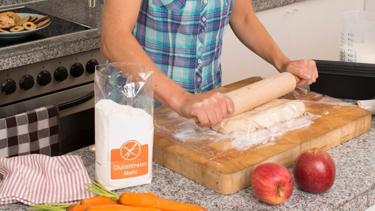 Das Siegel der Deutschen Zöliakie Gesellschaft garantiert europaweit glutenfreie Produkte. (Foto)