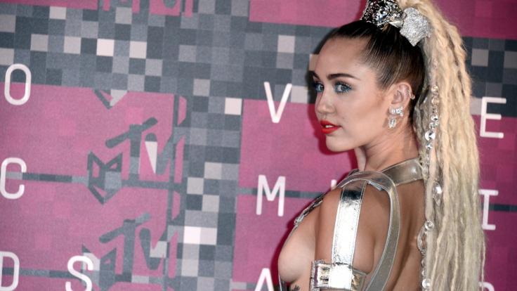 Miley Cyrus liebt es, um jeden Preis aufzufallen. (Foto)