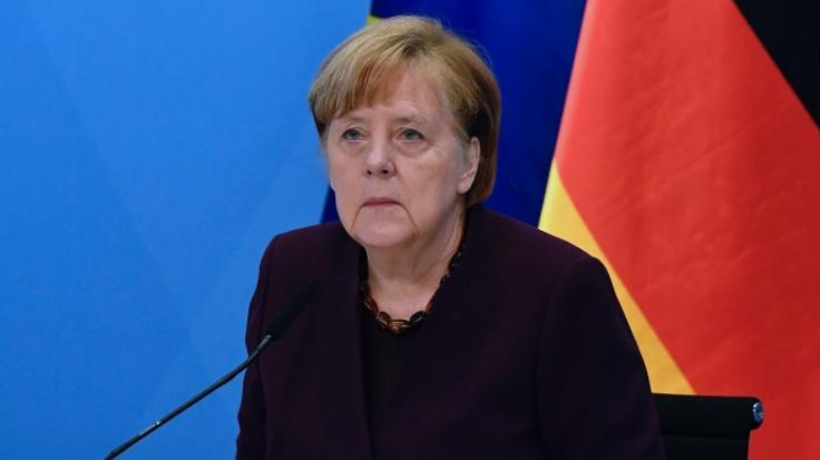 Angela Merkel hat ihre Vorstellungen für eine Öffnungsstrategie konkretisiert. (Foto)