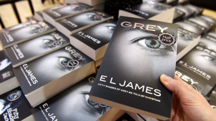 """Auf Deutsch wird """"Grey"""" erst am 21. August erscheinen. Englischsprachige Fans von E. L. James können schon seit dem 18. Juni die Geschichte aus Christian Greys Sicht lesen. (Foto)"""