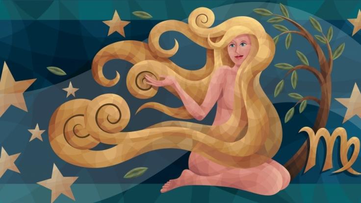 Praktisch, realistisch, bodenständig - Jungfrauen im Horoskop (Foto)