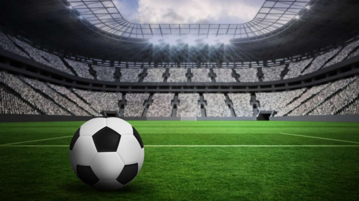 Fußball im TV (Symbolbild). (Foto)