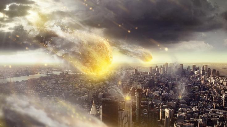 Naturkatastrophen sorgen vorm Bildschirm für Gänsehaut.
