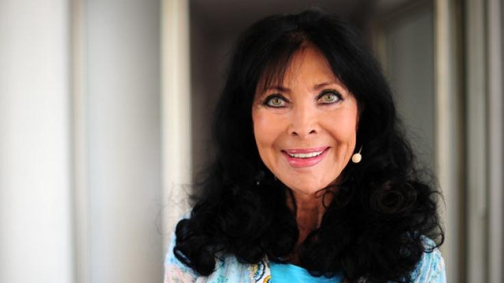 Kaum zu glauben: Dunja Rajter feierte im vergangenen Jahr ihren 70. Geburtstag.