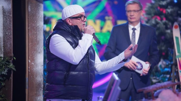 DJ Ötzi performte beim Hüttengaudi-Special von