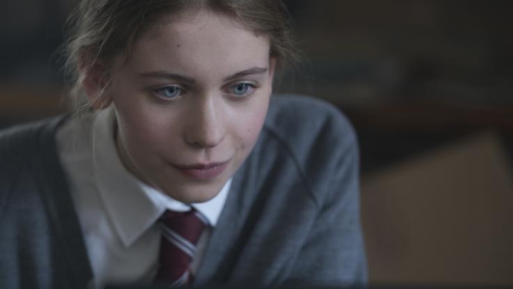 Sorcha Groundsell in der neuen Netflix-Serie
