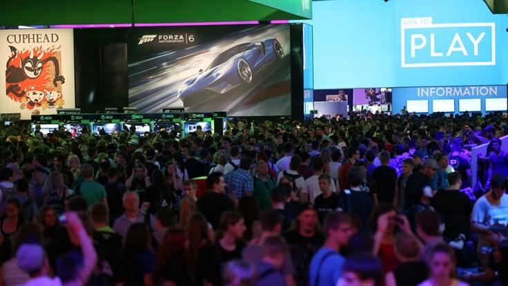 Die Veranstalter erwarten in diesem Jahr rund eine halbe Million Besucher auf der gamescom. (Foto)