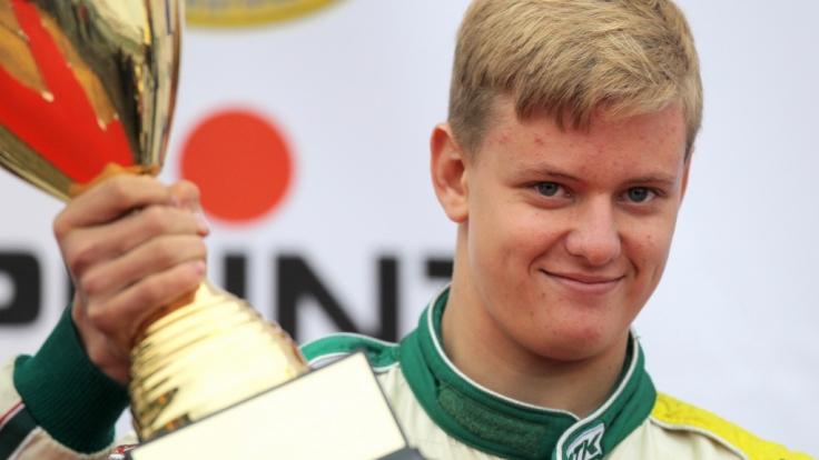 Mick Schumacher startet an diesem Wochenende seine zweite Formel-4-Saison. (Foto)