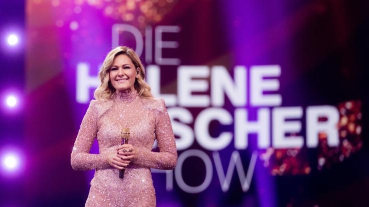 In diesem Jahr wird es keine Neuauflage von Helene Fischers Weihnachtsshow geben. (Foto)
