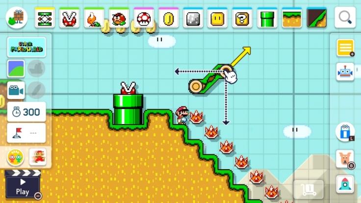 """Im Sommer soll """"Super Mario Maker 2"""" auf die Nintendo Switch kommen. (Foto)"""
