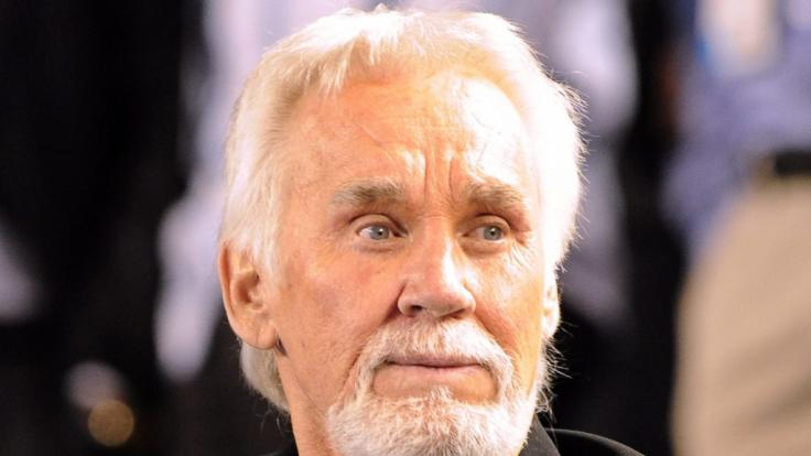 Die Country-Welt trauert um Kenny Rogers.