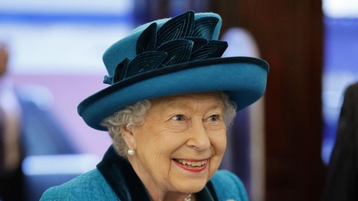 Königin Elisabeth II. von Großbritannien