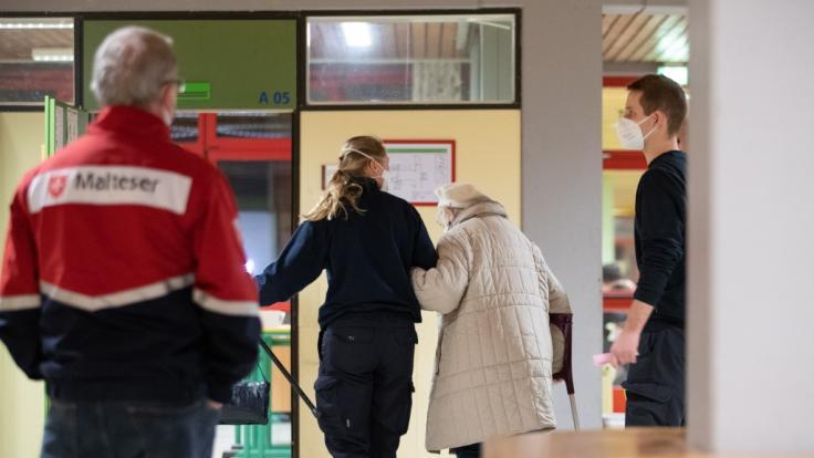 Sachsen-Anhalt hat die Quarantäne-Bestimmungen für Geimpfte aufgehoben. (Foto)