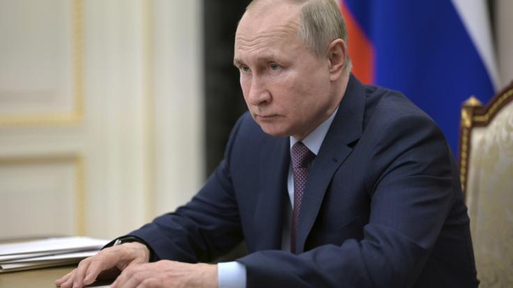 Wird sich Kreml-Boss Wladimir Putin davon beeindrucken lassen? (Foto)