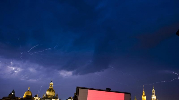 Die Dresdner Filmnächte am Elbufer locken wieder tausende Besucher an (Foto)