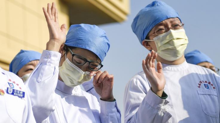 Wie schlimm könnte eine zweite Coronavirus-Welle werden? (Foto)