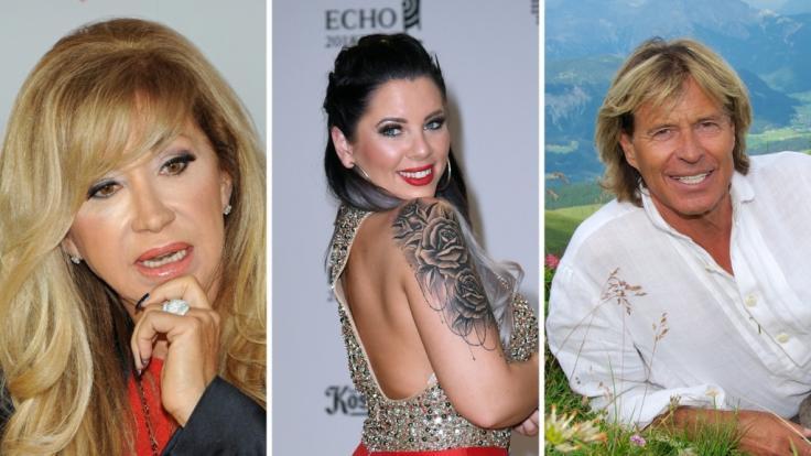 Carmen Geiss, Jenny Frankhauser und Hansi Hinterseer mussten diese Woche tragische Verluste verarbeiten.