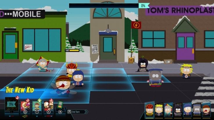 """""""South Park"""" kommt im April 2018 auf die Nintendo Switch. (Foto)"""