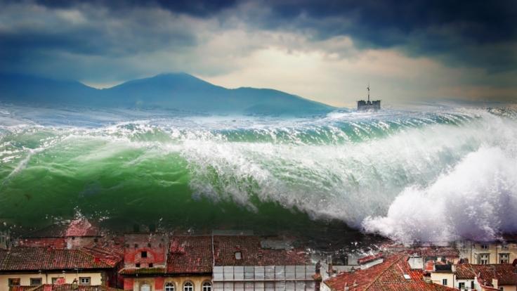 Droht der Küste Portguals eine Katastrophe? (Foto)