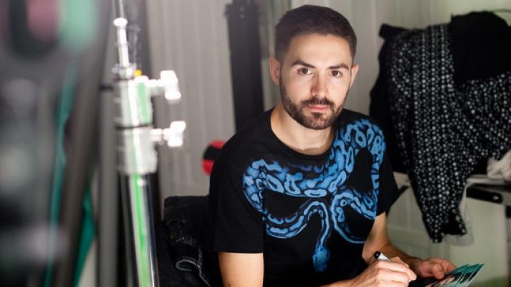 """""""Deutschland sucht den Superstar""""-Kultkandidat Menderes Bagci erholt sich nach einer Not-OP im Krankenhaus. (Foto)"""