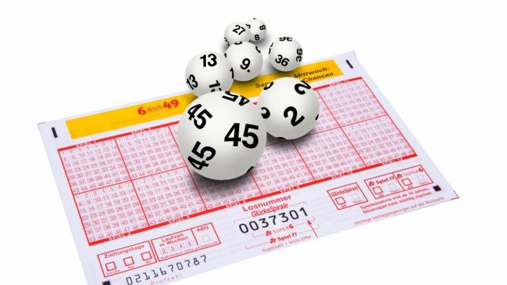 Die aktuellen Gewinnzahlen von Lotto am Mittwoch (Foto)