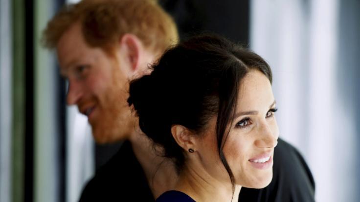Charmant auftreten kann Meghan Markle wie keine Zweite - doch ist die 37-jährige Ehefrau von Prinz Harry wirklich gut aufgehoben im britischen Königshaus?