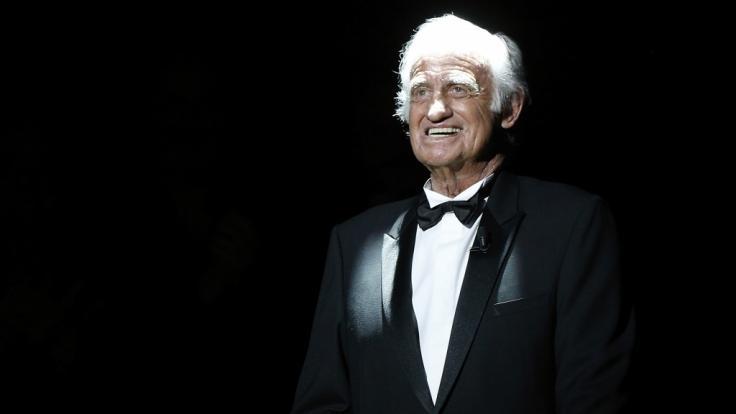 Der französische Kino-Star Jean-Paul Belmondo ist im Alter von 88 Jahren gestorben. (Foto)