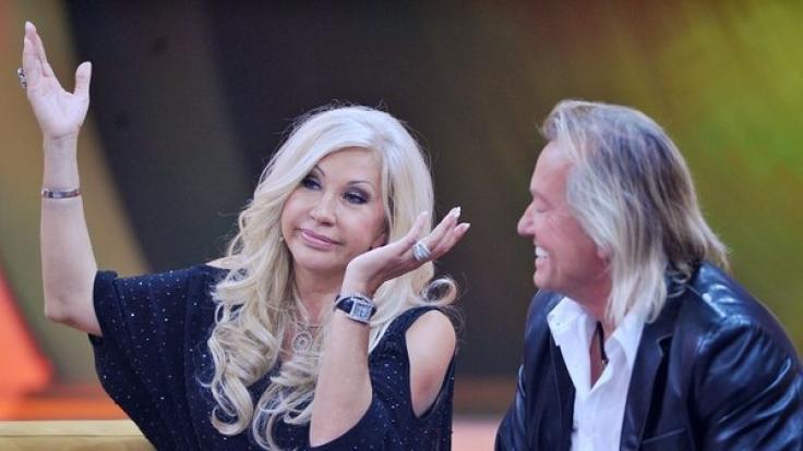 Carmen Geiss, hier an der Seite ihres Ehemannes Robert Geiss, zählt DSDS-Sängerin Aneta Sablik zu ihren besten Freundinnen.